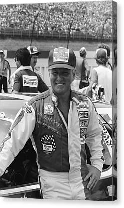 Cale Yarborough Canvas Print by Retro Images Archive
