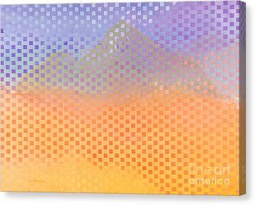 Camelback Canvas Print