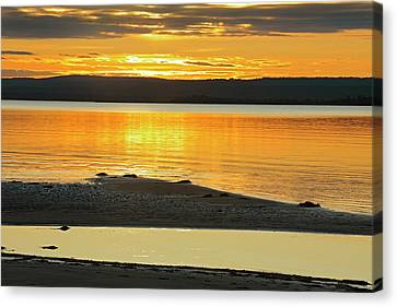 Canada, Alberta, Lesser Slave Lake Canvas Print by Jaynes Gallery