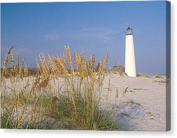 Cape St. George Lighthouse, Fl Canvas Print