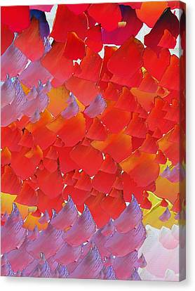 Capixart Abstract 04 Canvas Print by Chris Axford