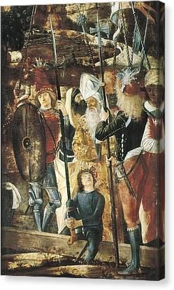Carpaccio, Vittore 1455-1525 Canvas Print by Everett
