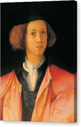 Carrucci Jacopo Know As Pontormo Canvas Print by Everett
