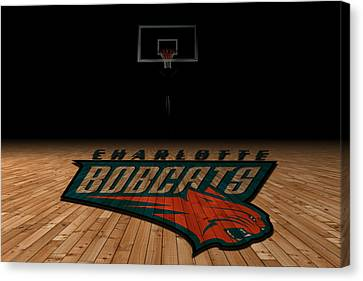 Charlotte Bobcats Canvas Print