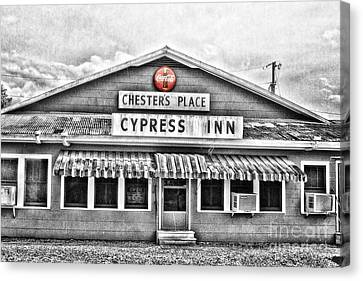 Chester's Place Canvas Print by Scott Pellegrin