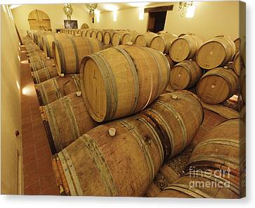 Chianti Classico Canvas Print by Chris Selby