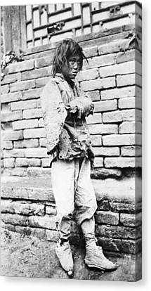 Chinese Peasant Canvas Print - China Peasant, C1910 by Granger