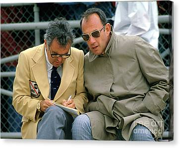 Chris Economacki Canvas Print