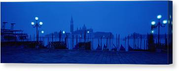 Church Of San Giorgio Maggiore Canvas Print by Panoramic Images