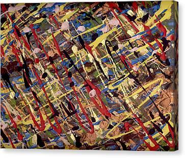 Circa1989 Canvas Print