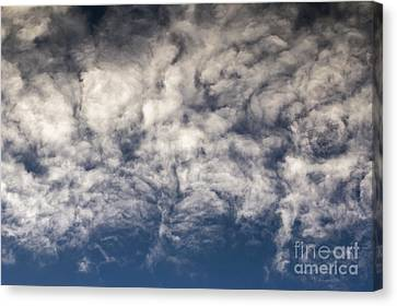 Clouds Canvas Print by Michal Boubin