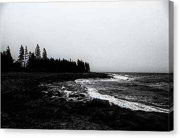 Coastal Scene 11 Canvas Print