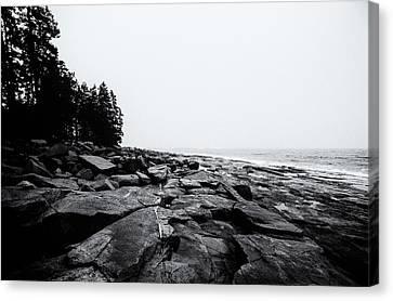 Coastal Scene 12 Canvas Print