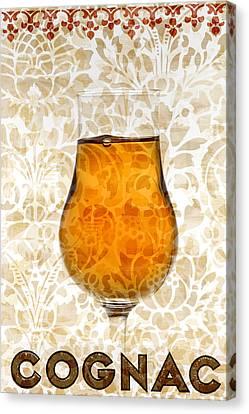 Cognac Canvas Print by Frank Tschakert