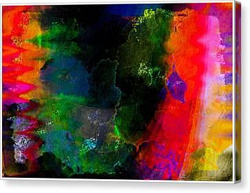 Colorfest Canvas Print
