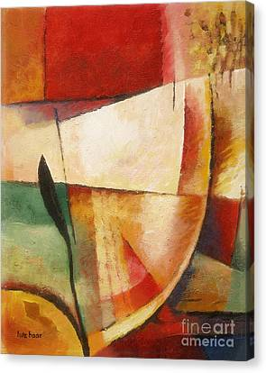 Composition Canvas Print by Lutz Baar
