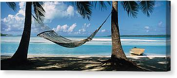 Cook Islands South Pacific Canvas Print by Panoramic Images