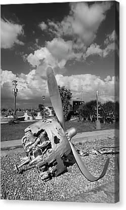 Cuba, Matanzas Province, Playa Giron Canvas Print by Walter Bibikow