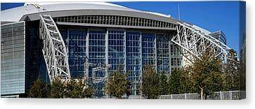 Dallas Cowboy Stadium, Dallas, Texas Canvas Print by Panoramic Images