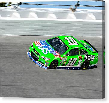 Danica Canvas Print by Jason Loving