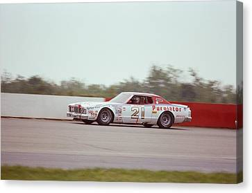 Charlotte Canvas Print - David Pearson by Retro Images Archive