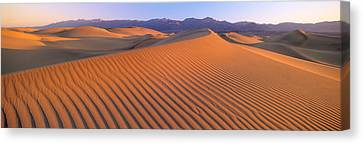 Windswept Canvas Print - Death Valley National Park, California by Panoramic Images