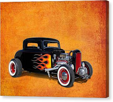 Deuce Coupe 1932 Ford Canvas Print