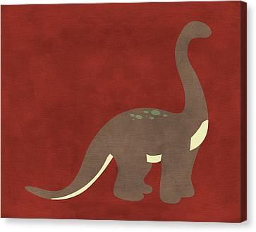 Dino 3 Canvas Print by Tamara Robinson