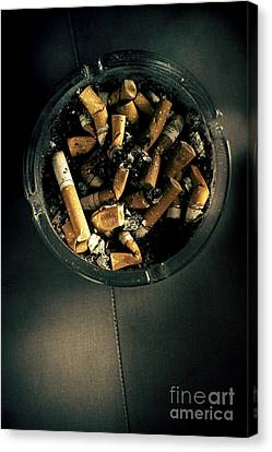 Dirty Habit Canvas Print by Jorgo Photography - Wall Art Gallery