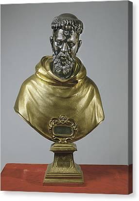 Dominic, Domingo De Guzm�n, Saint Canvas Print