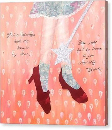 Dorothy Canvas Print by Sabrina Phillips