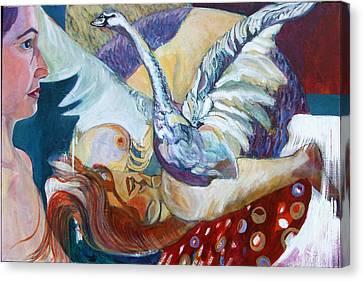 Dream Canvas Print by Otilia Gruneantu Scriuba
