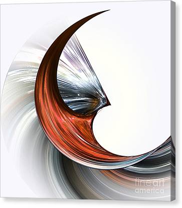 Drive Canvas Print by Diuno Ashlee