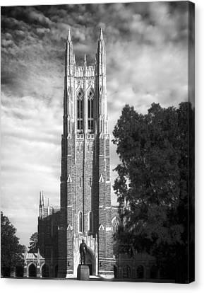Duke University's Chapel Tower Canvas Print