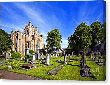 Dunfermline Abbey Scotland Canvas Print