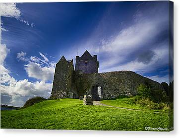 Dunguaire Castle Ireland Canvas Print by Giovanni Chianese
