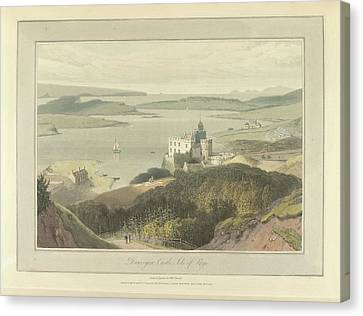 Seacoast Canvas Print - Dunvegan Castle by British Library