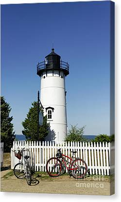 East Chop Lighthouse Canvas Print by John Greim