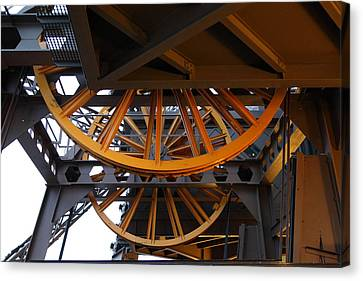 Eifel Canvas Print - Eiffel Tower - Paris France - 011311 by DC Photographer