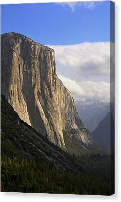 El Capitan Yosemite Canvas Print