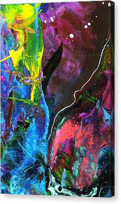 Emmylou Canvas Print by Dan Cope