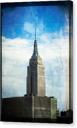 Empire State Canvas Print