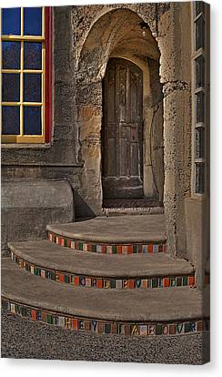 Entrance Canvas Print