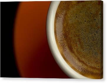 Espresso Canvas Print by Chevy Fleet