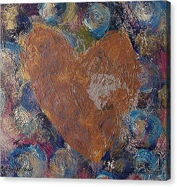 Eternal Heart Canvas Print