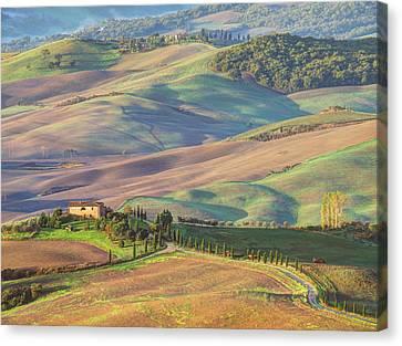 Europe, Italy, Tuscany Canvas Print