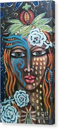 Madonna Canvas Print - EVE by Maya Telford