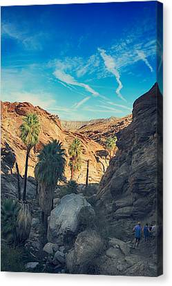 Eventually Canvas Print by Laurie Search