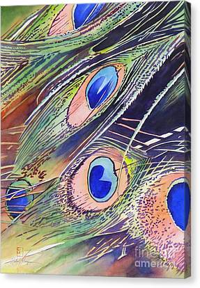 Eyes Of The Stars Canvas Print