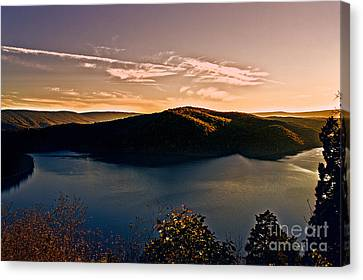 Fading Light Canvas Print by Tom Gari Gallery-Three-Photography